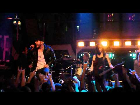 Sonic Syndicate - Flashback (live in Minsk - 17.03.11)