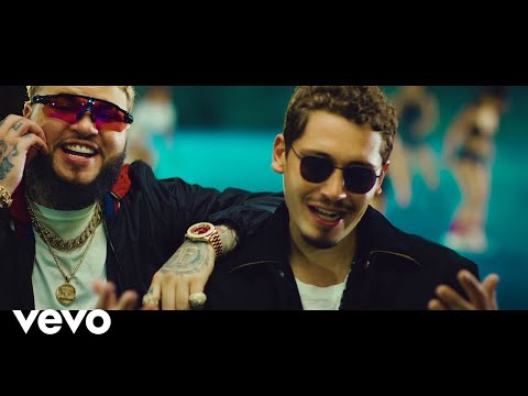 Cris Cab - Laurent Perrier (Official Video) ft. Farruko, Kore