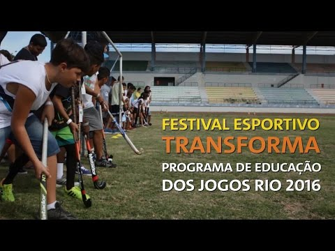 Thumb vídeo - Golfe para a Vida no Festival Esportivo Transforma