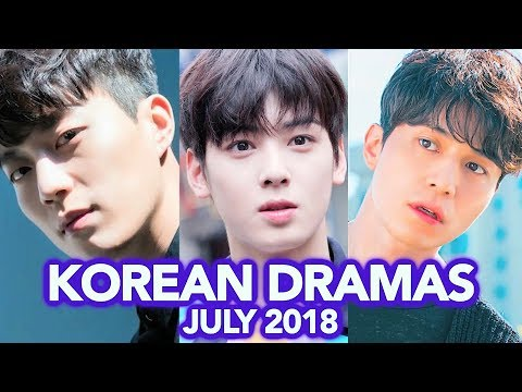 Top 10 New Korean Dramas July 2018
