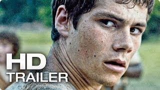 MAZE RUNNER Offizieller Trailer Deutsch German   2014 Dylan O'Brien [HD]