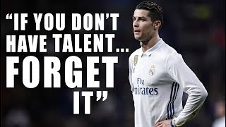 Talent Is Not Enough Only Hard Work Is Real Motivational
