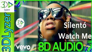 #vevo #silento silentó - watch me 8D Audio #3dlyzer #watchme