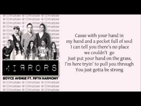 Mirrors - Boyce Avenue ft. Fifth Harmony (Cover)