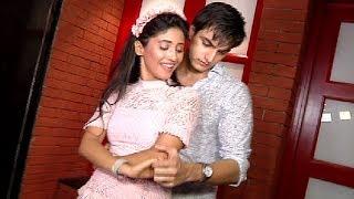 Shivangi Joshi And Mohsin Khan Romantic Dance - Shivangi Joshi Birthday Party 2018