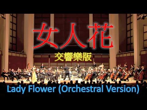 女人花  (lady flower)