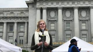 March for Science Speech - Katie Mishra