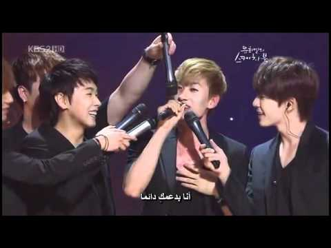 Super Junior Good Person (arabic sub)
