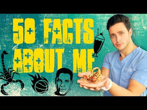 50 Facts About Me | Doctor Mike