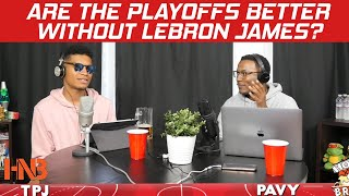 Are the playoffs better without Lebron? | Hoops N Brews