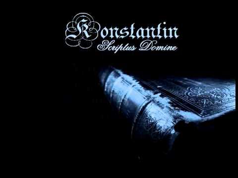 Konstantin - Scriptus Domine