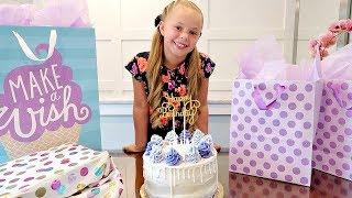 Olivia Turns 8