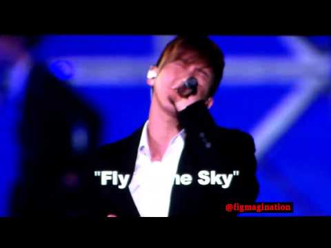 Missing You Fly to the Sky at SMTown [2014.08.15]