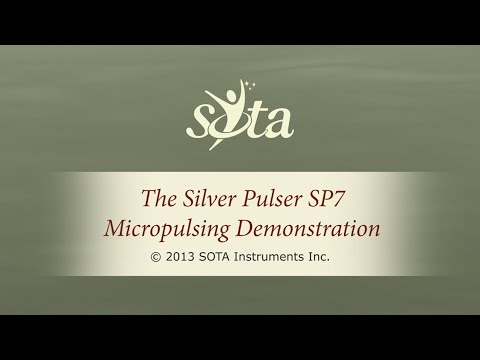 The SOTA Silver Pulser Model SP7 - Micropulsing