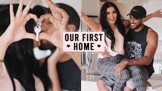 OUR FIRST HOME   HOUSE TOUR 2019