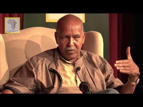 Nuruddin Farah and Binyavanga Wainaina in conversation - YouTube