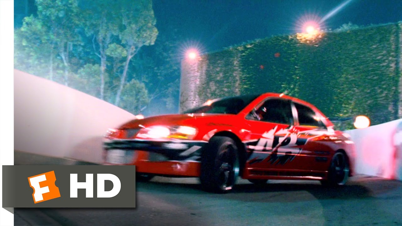 The Fast And The Furious: Tokyo Drift Titel