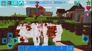 Gaming#35 #Howto breed the animals? | PrimalCraft Survive with Minecraft Skins Exporter