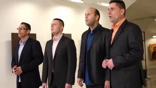 SVETOGLAS-The Mystique Of Bulgarian Polyphony© - Presentation of quartet Svetoglas' new album