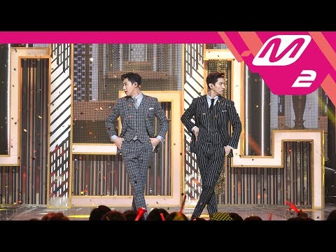 [MPD직캠] 동방신기 직캠 4K '운명(The Chance of Love)' (TVXQ! FanCam) | @MCOUNTDOWN_2018.3.29