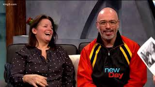 Hot Topics with Nicole Brodeur and Jo Koy - New Day Northwest