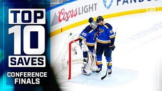 Top 10 Saves of the Conference Finals