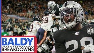 Breaking Down the Raiders DOMINATING Run Game