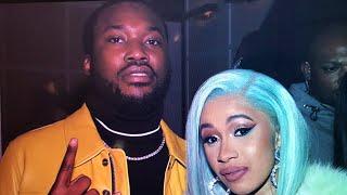 Cardi B & Meek Mill (Nicki Minaj Diss ?)