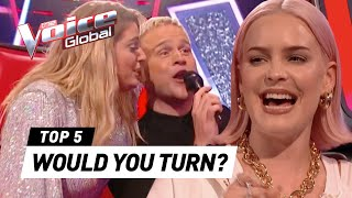 The most ICONIC Coaches Performances on The Voice UK