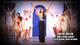 """Anything Goes - """"Anything Goes"""" - Sofia Deler"""