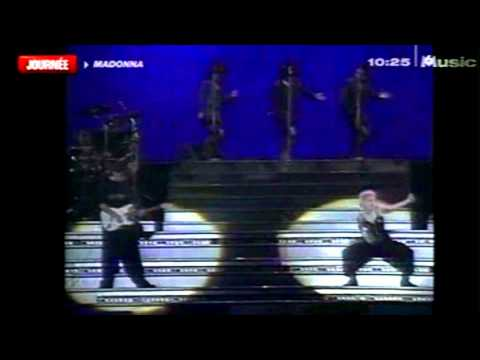 Madonna - Causing A Commotion [Official Music Video]