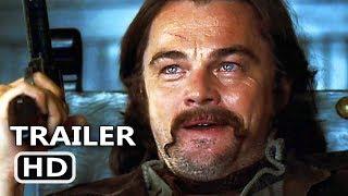 ERA UMA VEZ EM HOLLYWOOD Trailer Brasileiro DUBLADO (2019) Tarantino, Leonardo DiCaprio, Brad Pitt