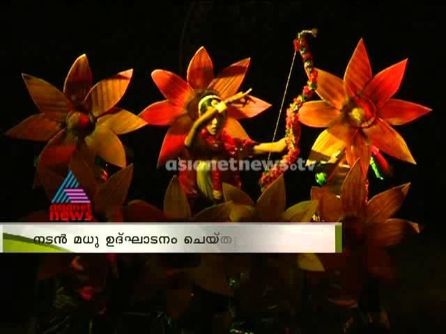 "Shalu Menon's ""Draupadi  ""dance performance  ന്യത്തശില്പവുമായി ശാലു മേനോന്"