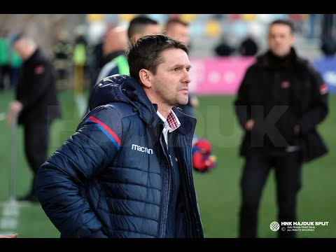 Trener Oreščanin nakon Rijeka - Hajduk