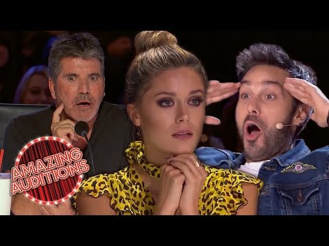 BEST Got Talent Auditions Of The DECADE   Amazing Auditions