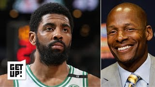 Kyrie failed to 'bring the Celtics together' in their series loss to the Bucks - Ray Allen   Get Up!