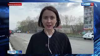 В Омске начался ремонт магистралей в рамках национального проекта «Безопасные и качественные дороги»