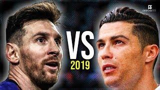 Messi Vs Ronaldo 2019 • [RAP] • ¿Quien es mejor? - 2018/19 - HD