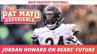 Jordan Howard discusses the Bears' path to success