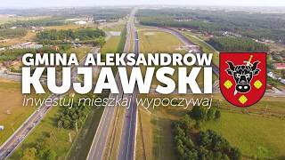 Gmina Aleksandrów Kujawski - przyjazne miejsce do inwestowania. Specjalny Obszar Gospodarczy w Ośn