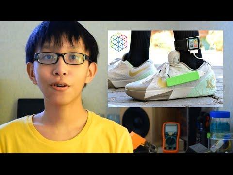 Петнаесетгодишник измисли уред кој произведува електрична струја додека чекорите