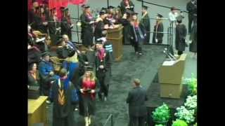 'SP 2013 Graduation Ceremony - College of Arts and Sciences