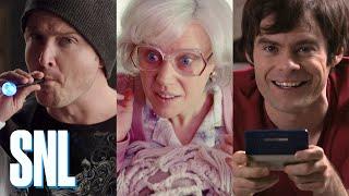 SNL Commercial Parodies: Tech