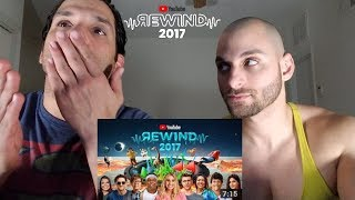 YouTube Rewind: The Shape of 2017 [REACTION]