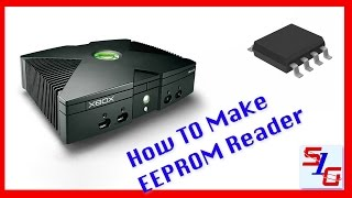 How To Make Xbox EEPROM Reader / Writer 2016