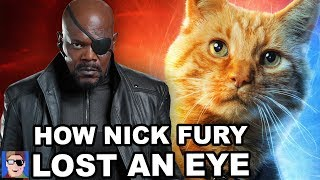 How Nick Fury Lost His Eye | Marvel Theory