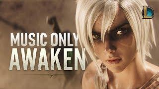 Awaken (Official Audio / No SFX) (ft. Valerie Broussard & Ray Chen) | League of Legends Music Video