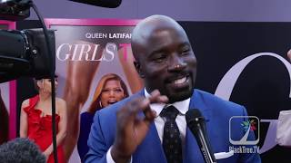 Michael Colter 'Luke Cage' on his reaction to Black Panther Trailer