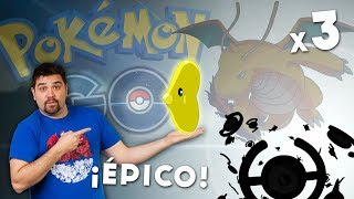¡NUNCA HAS VISTO CAPTURAS SALVAJES TAN ESPECTACULARES en un solo vídeo de Pokémon GO! [Keibron]