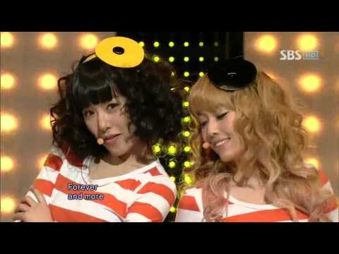 SNSD - Show! Show! Show! + Oh @ SBS Inkigayo 인기가요 100131